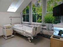 Odjel za oboljele osobe u terminalnoj fazi bolesti slika 8